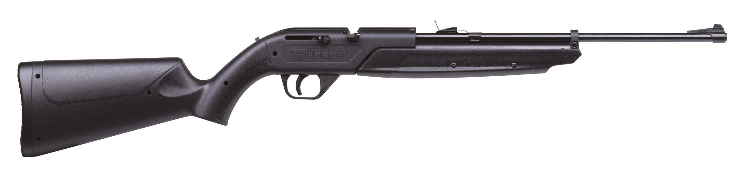 Crosman 760 Air Rifle Multi-Pump Pneumatic Bolt Action .177 Pellet/BB