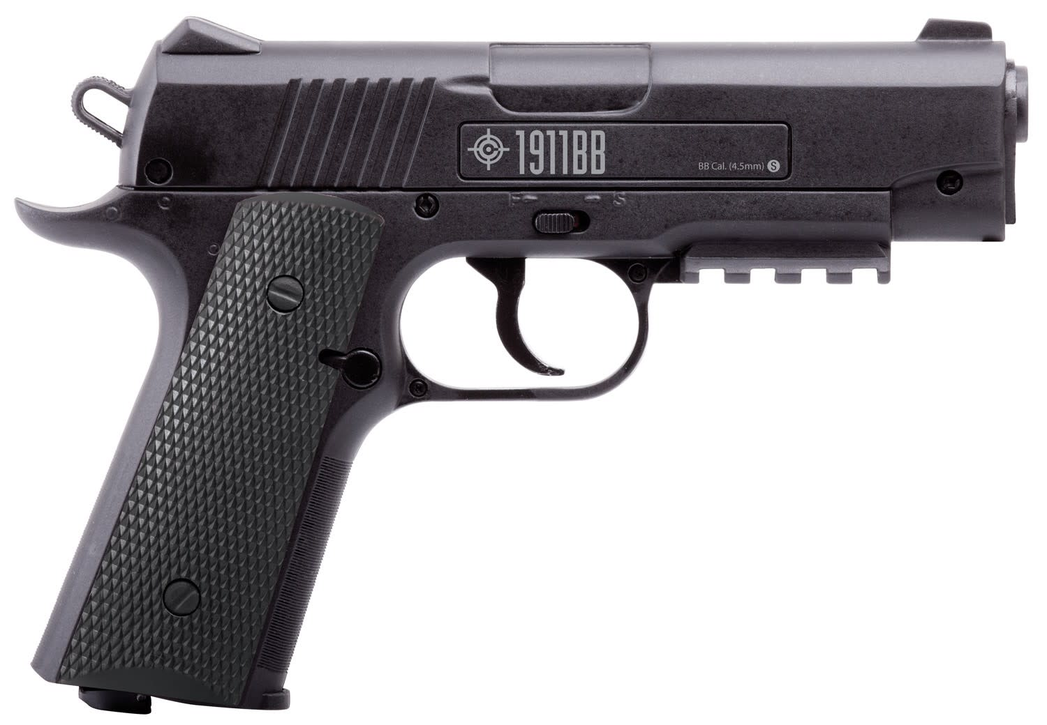 Crosman 1911 BB Air Pistol CO2 Semi-Automatic .177 BB