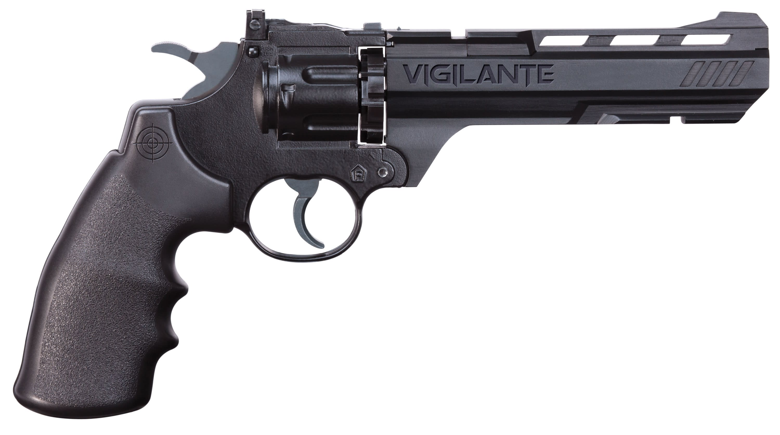 Crosman Vigilante Air Pistol CO2 Revolver .177 Pellet/BB