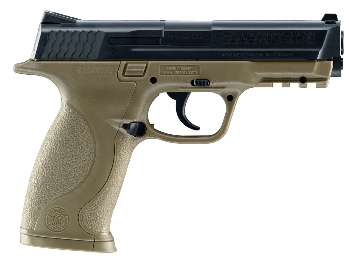 Smith & Wesson M&P 40 Air Pistol CO2 Semi-Automatic .177 BB
