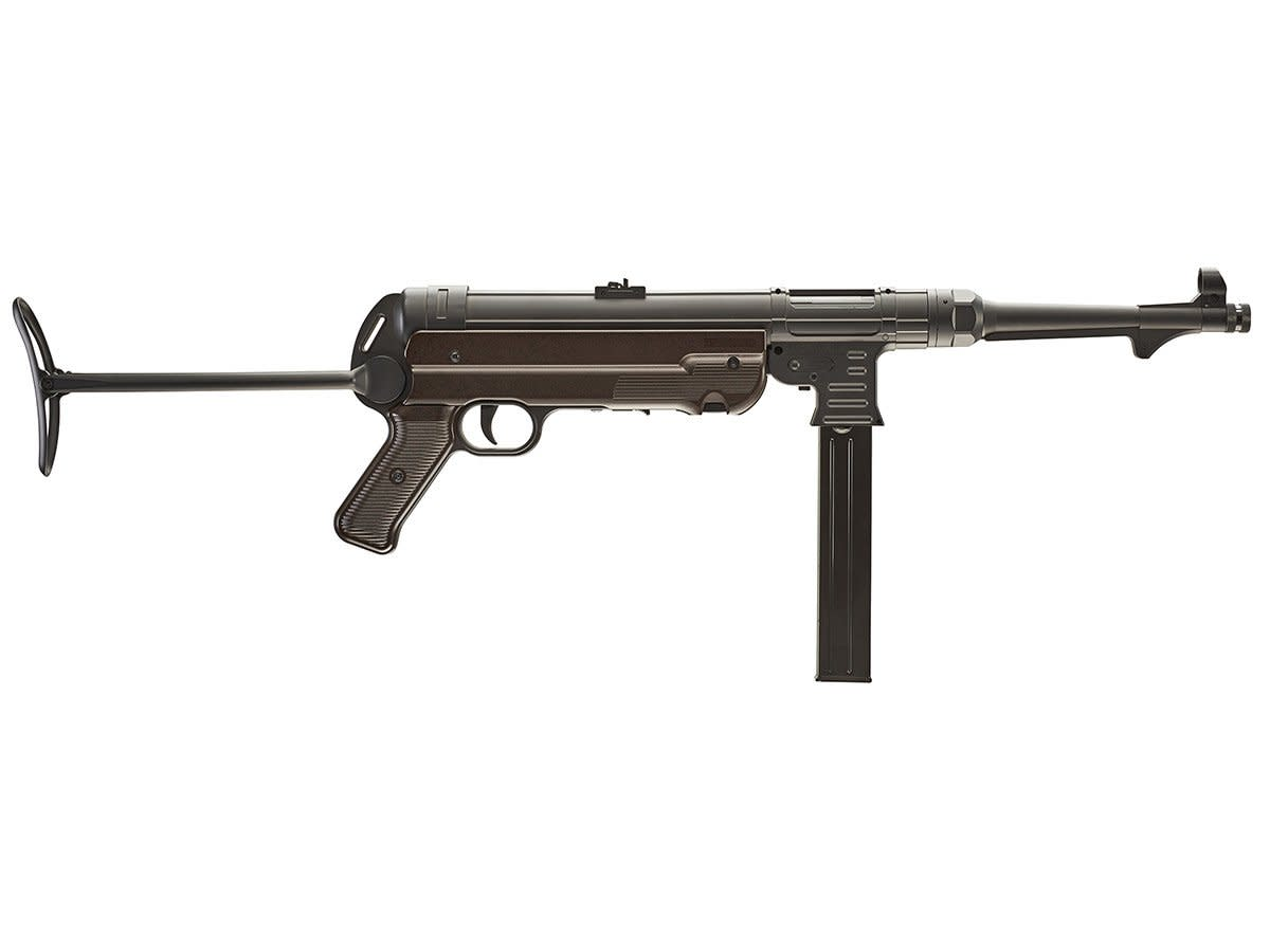 Umarex Legends MP Submachine Gun Air Pistol CO2 Semi/Full Auto .177 BB