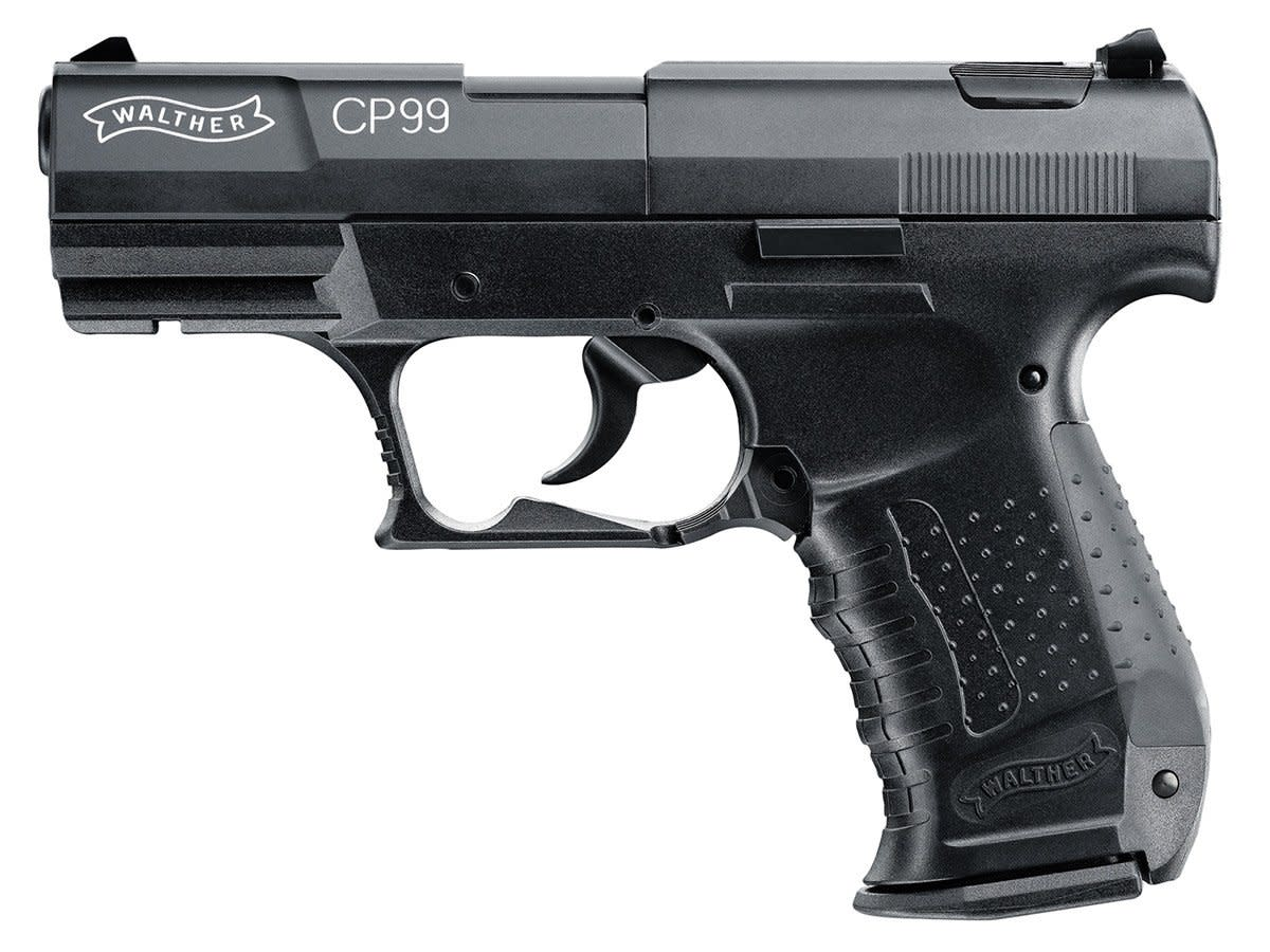 Walther CP99 Air Pistol CO2 Semi-Automatic .177 Pellet