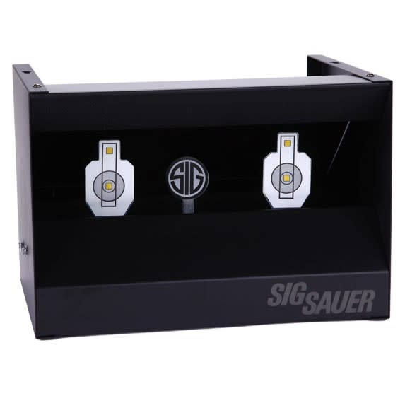SIG SAUER Dual Shooting Gallery Airgun Target