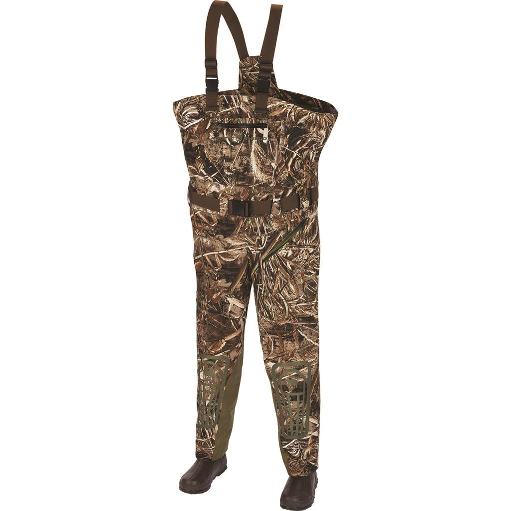 Arctic Shield Heat Echo Select Chest Waders - Realtree Max-5 - 10