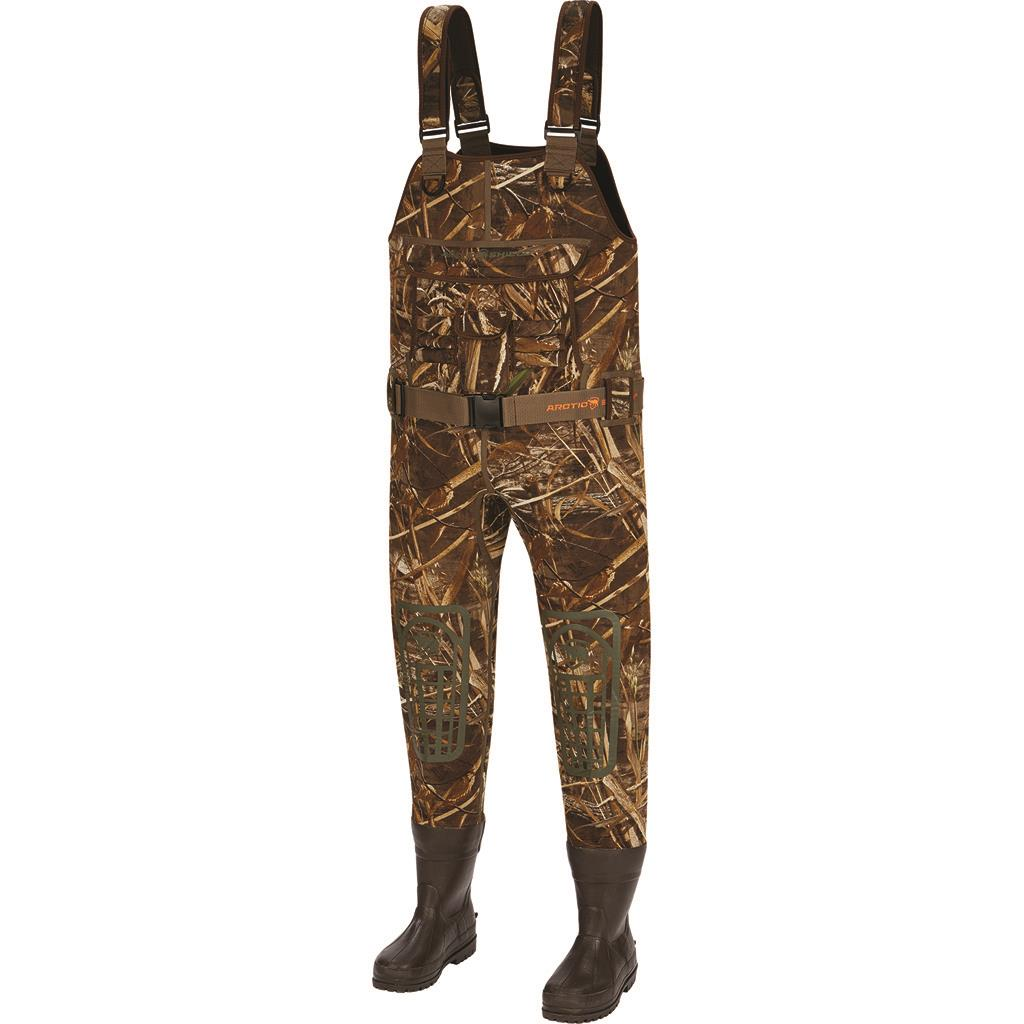 Arctic Shield Neoprene Deluxe Chest Wader - Realtree Max-5 - Size 9