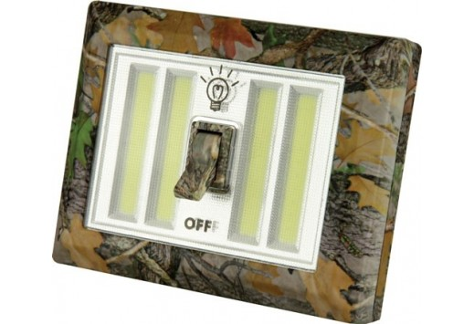 Rivers Edge Cordless Night Light with Switch - Camo