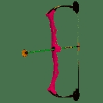 NXT Generation Girls Gray Rapid Riser Compound Bow