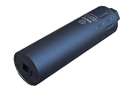 Gemtech Trek Rifle Suppressor - 5.56 NATO - 1/2x28 - Direct-Thread - Black Cerakote