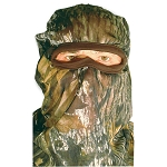 QUAKER BOY BANDIT ELITE FULL FACE MASK - MOSSY OAK BREAK-UP