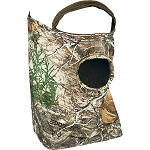 Primos Stretch Fit 1/2 Face Mask - Realtree Edge