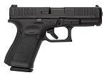 GLOCK® G44 Pistol - .22LR 10+1 - Interchangeable Backstrap - Black