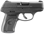 Ruger LC9s Pistol - 9mm 7+1 - Black