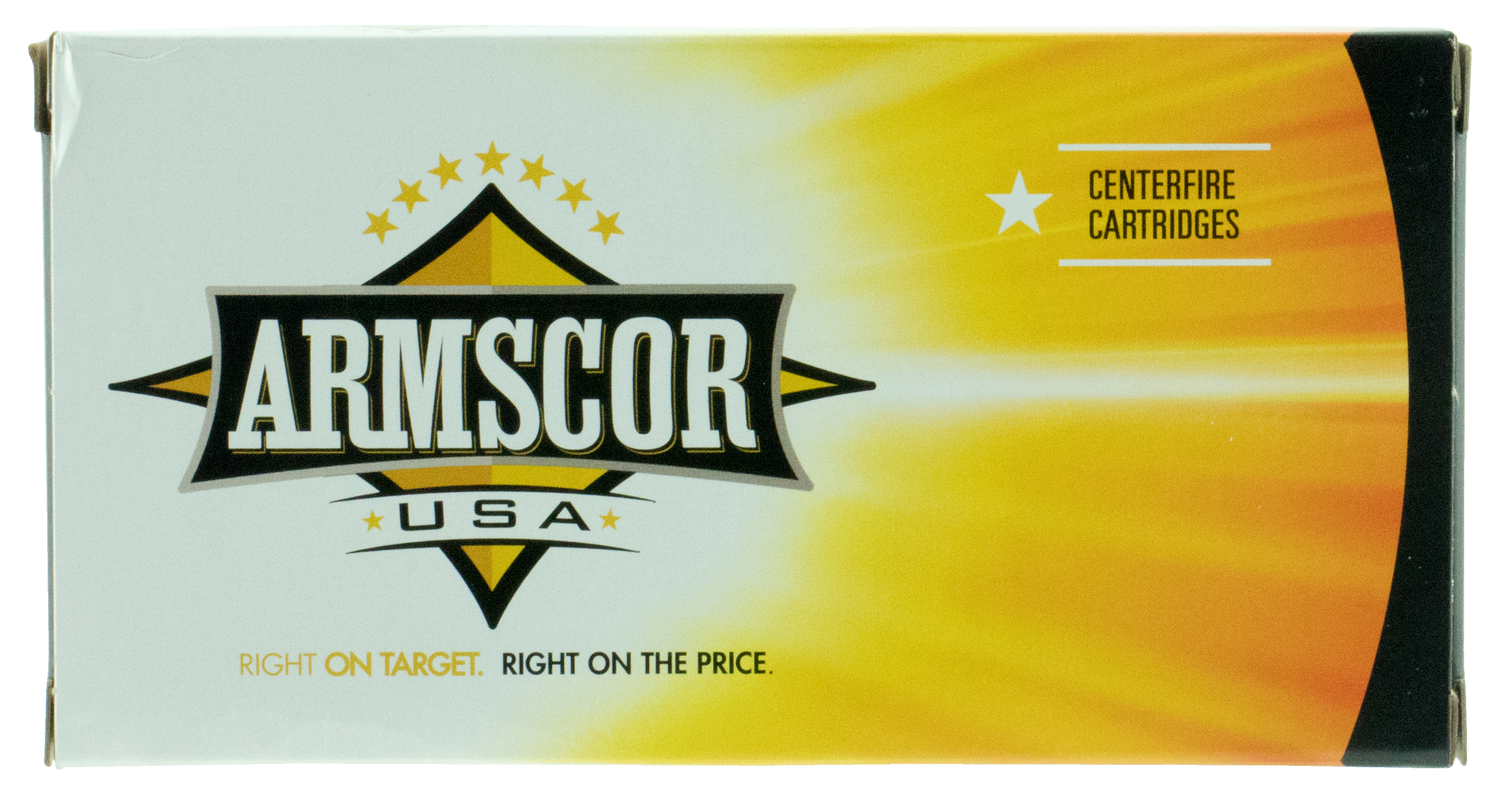 Armscor USA Ammunition 300 AAC Blackout 208GR Hornady A-Max Polymer Tip Per 20