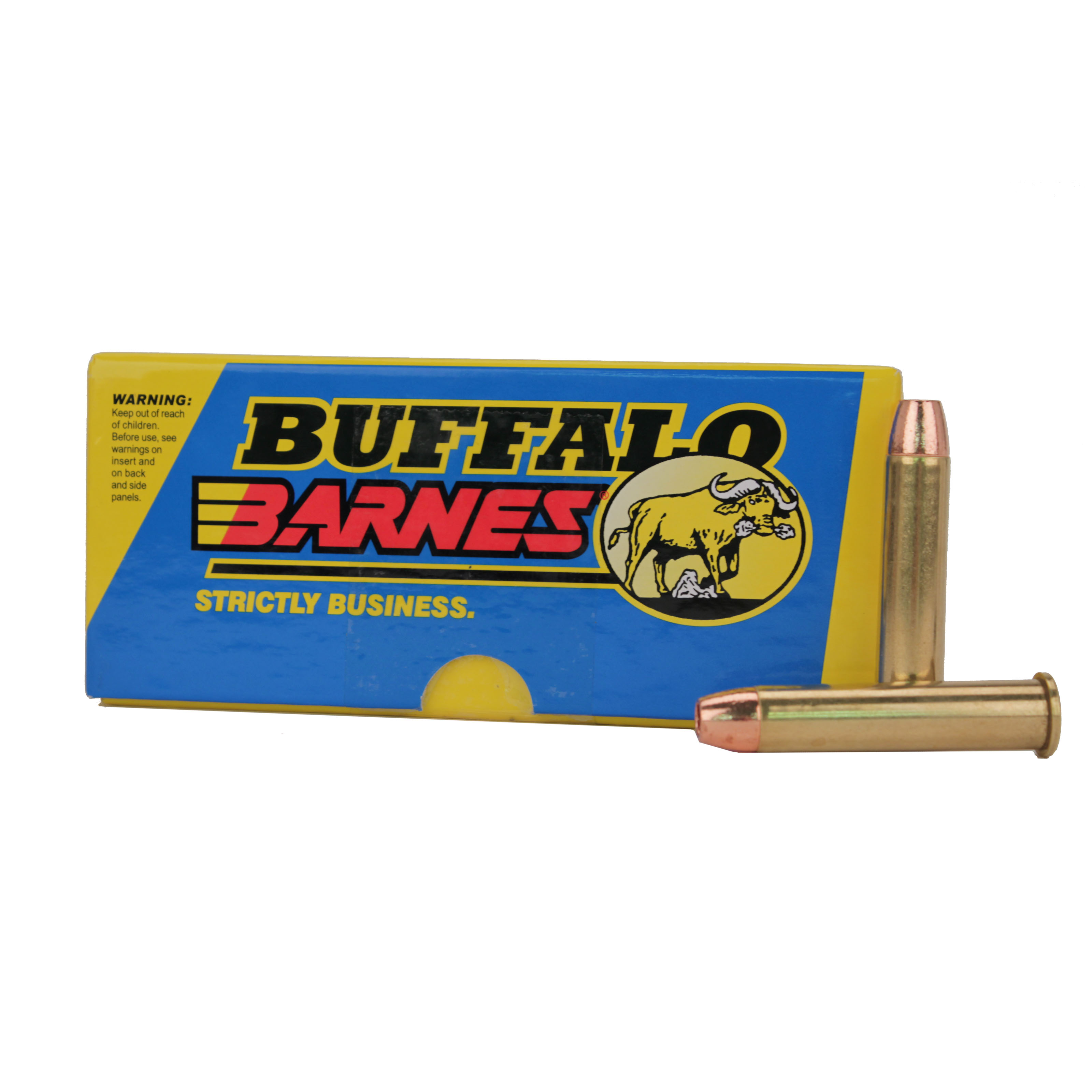 Buffalo Bore Ammunition 45-70 Government 300GR Barnes TSX Hollow Point Per 20