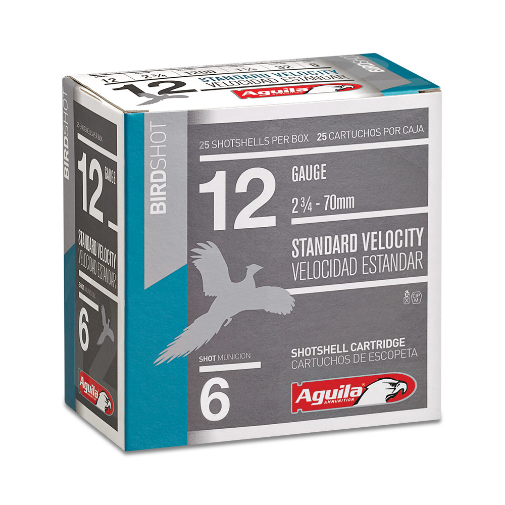 Aguila Hunting Game Load 12 Gauge 2-3/4
