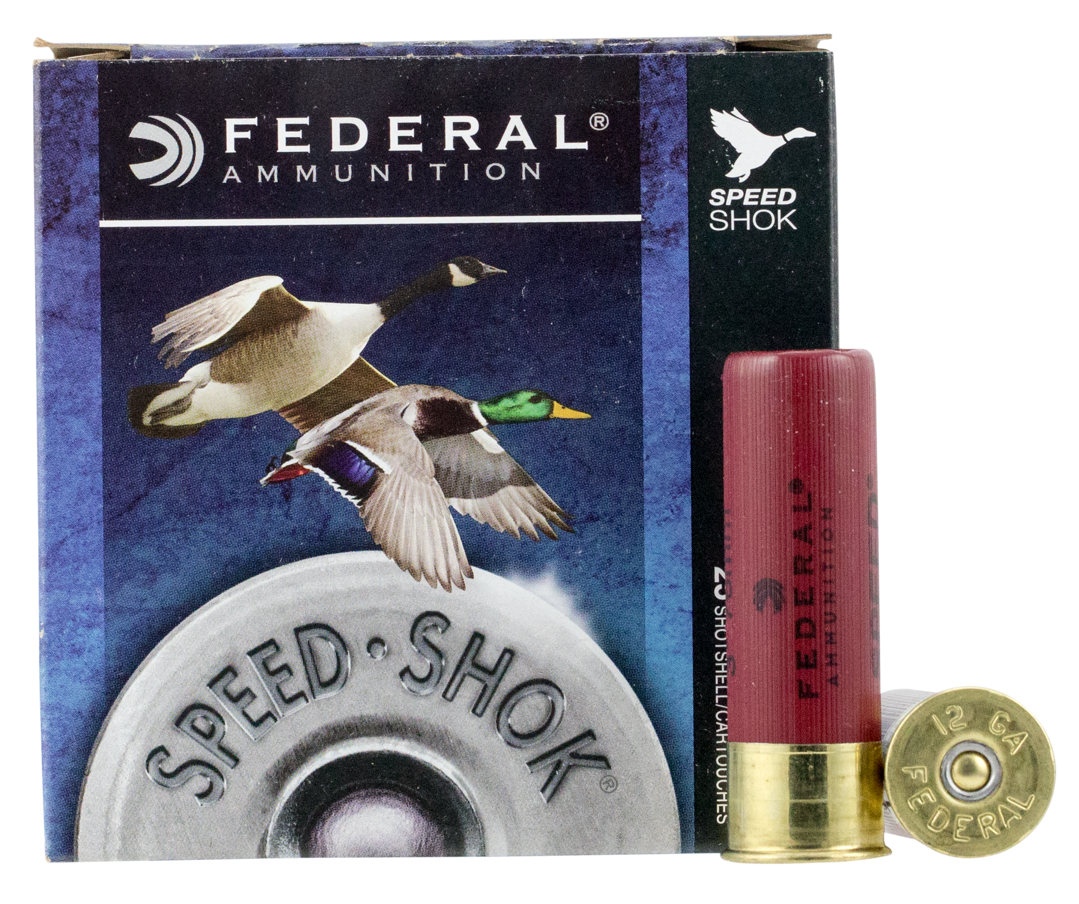 Federal Speed-Shok Waterfowl Ammunition 12 Gauge 3