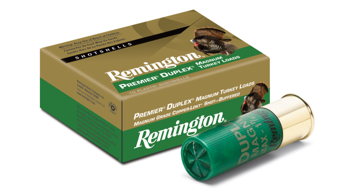 Remington Premier Magnum Turkey Ammunition 10 Gauge 3-1/2