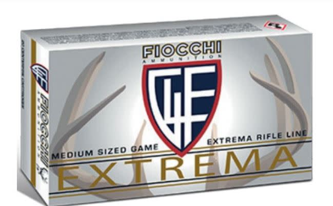 Fiocchi Extrema Ammunition 45-70 Government 300GR Hollow Point Flat Nose Per 20