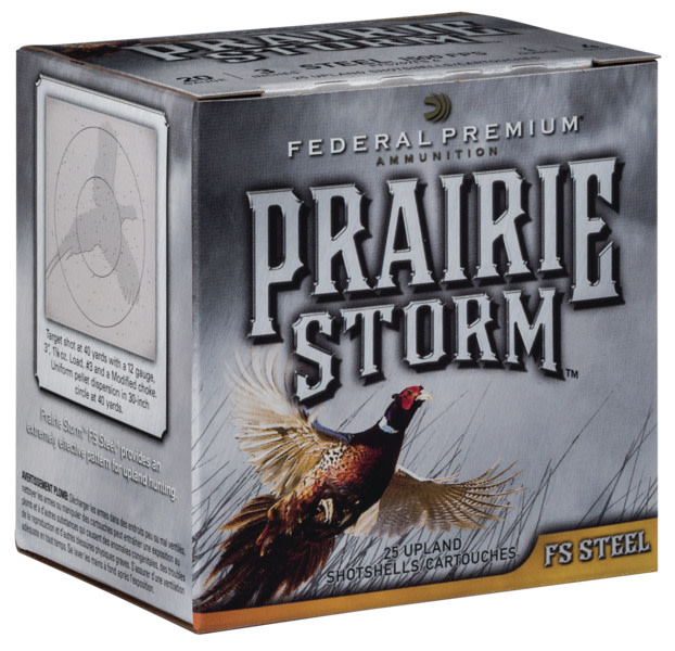Federal Premium Prairie Storm Game Load 20 Gauge 3