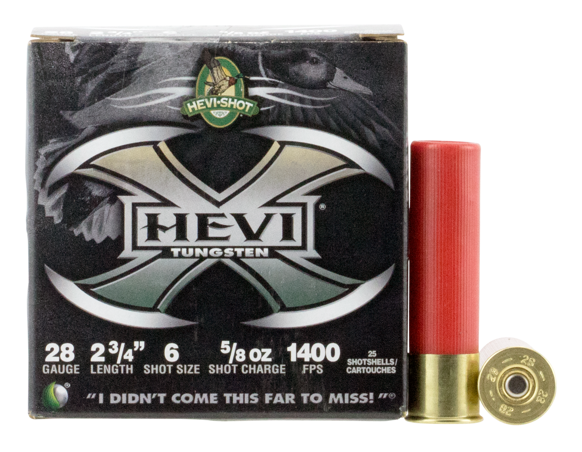Hevi-Shot Hevi-X Waterfowl Ammunition 28 Gauge 2-3/4