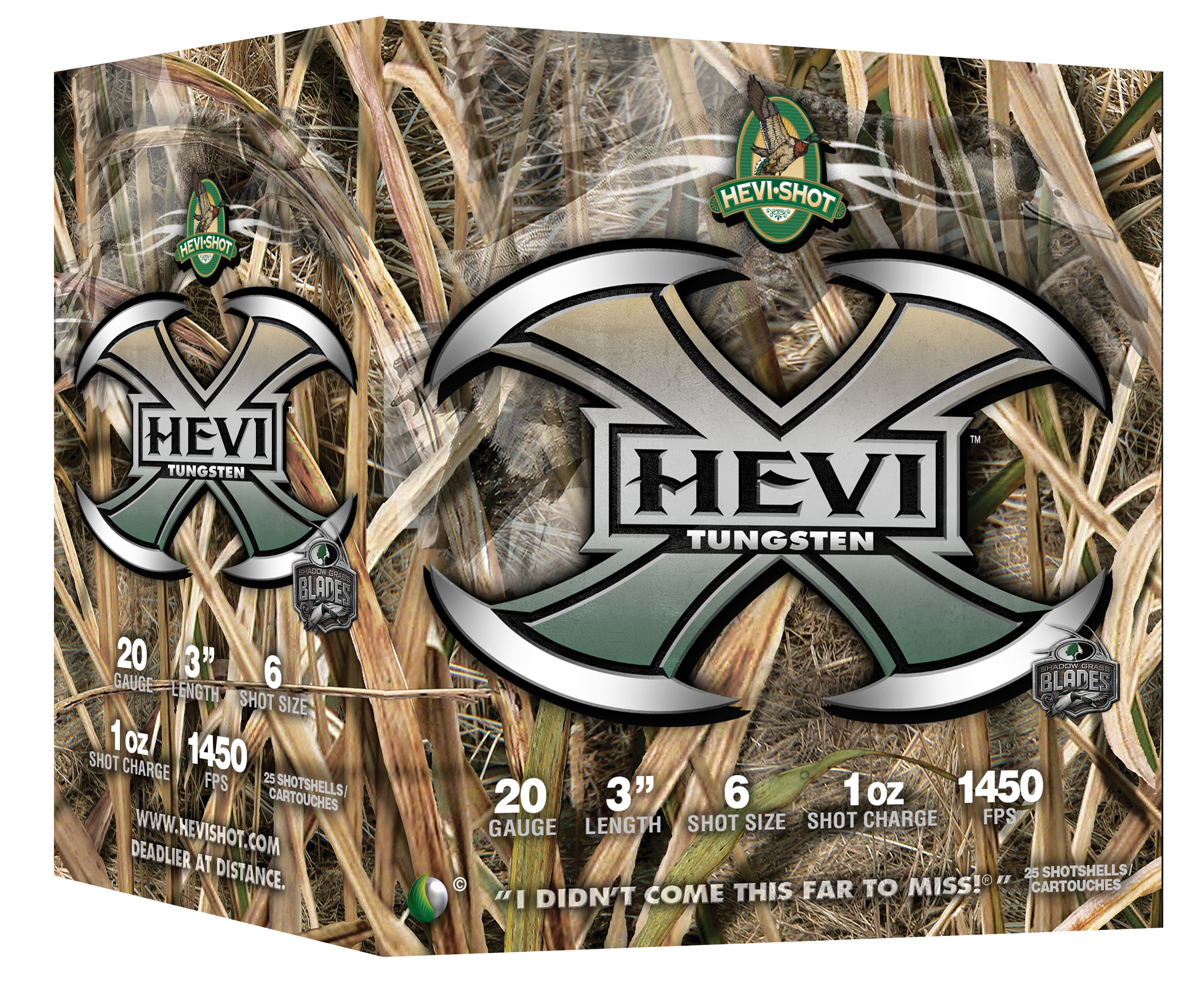 Hevi-Shot Hevi-X Waterfowl Ammunition 20 Gauge 3