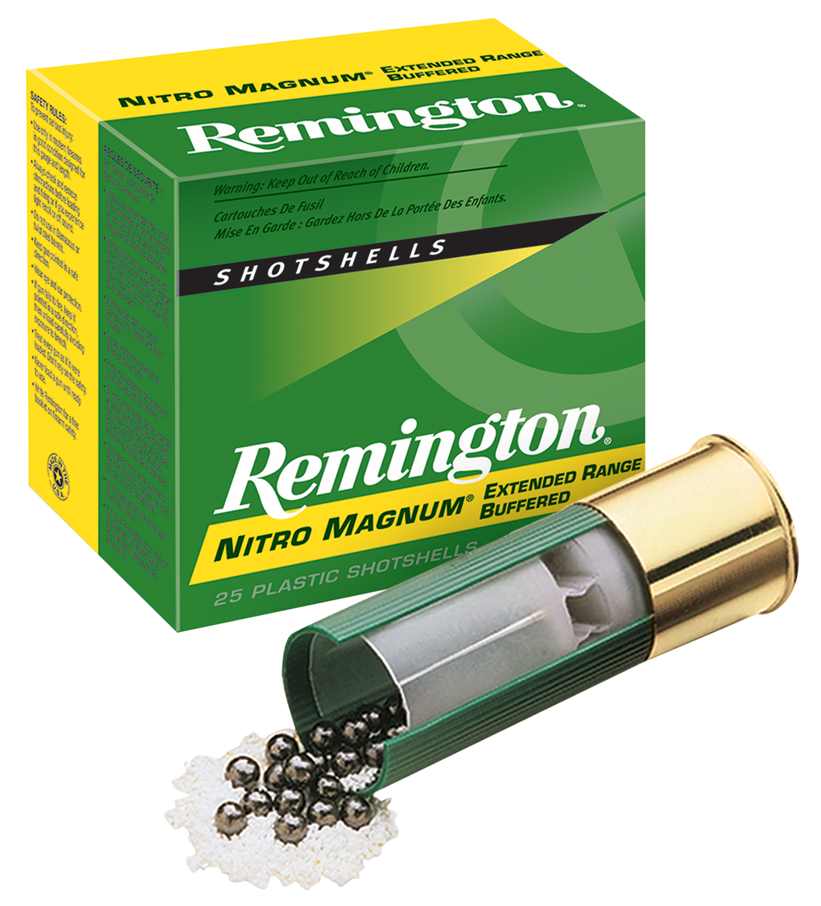Remington Nitro Mag Game Load 20 Gauge 2-3/4