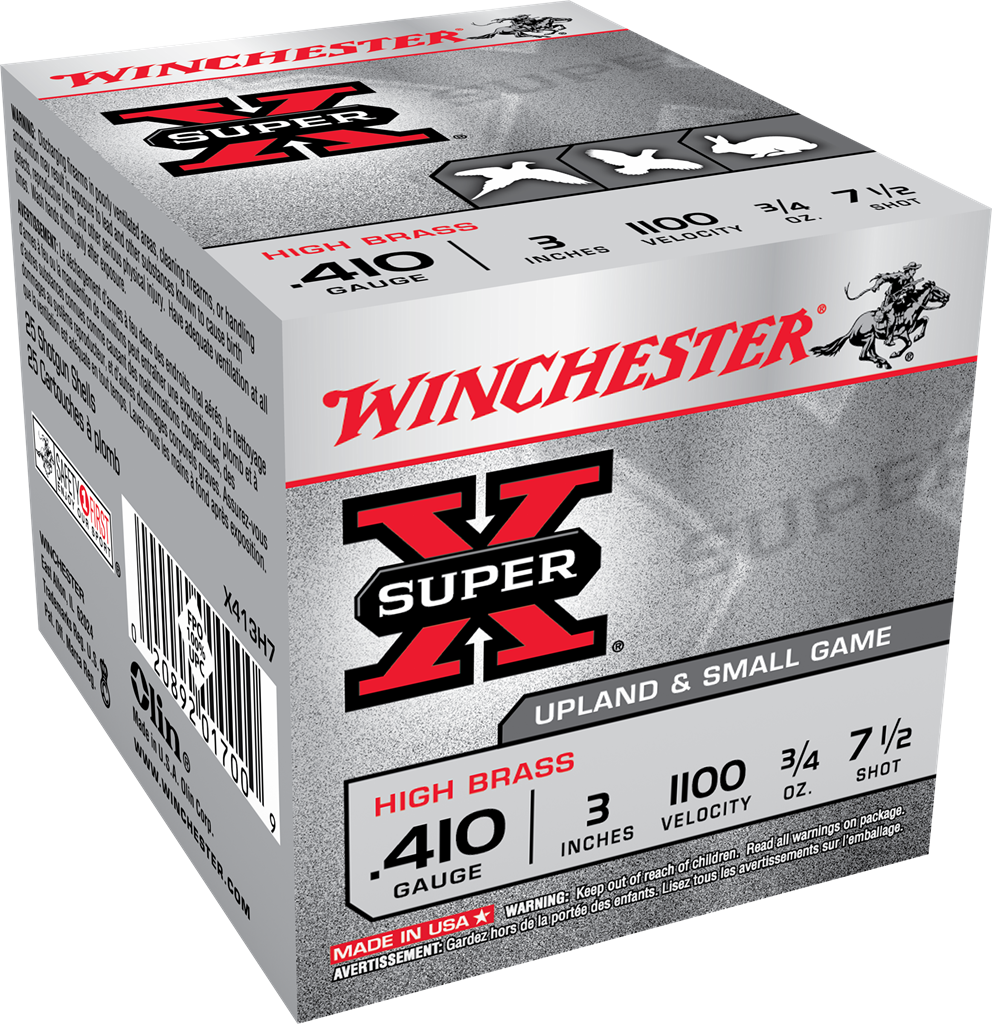 Winchester Super-X High Brass Game Load 410 Bore 3