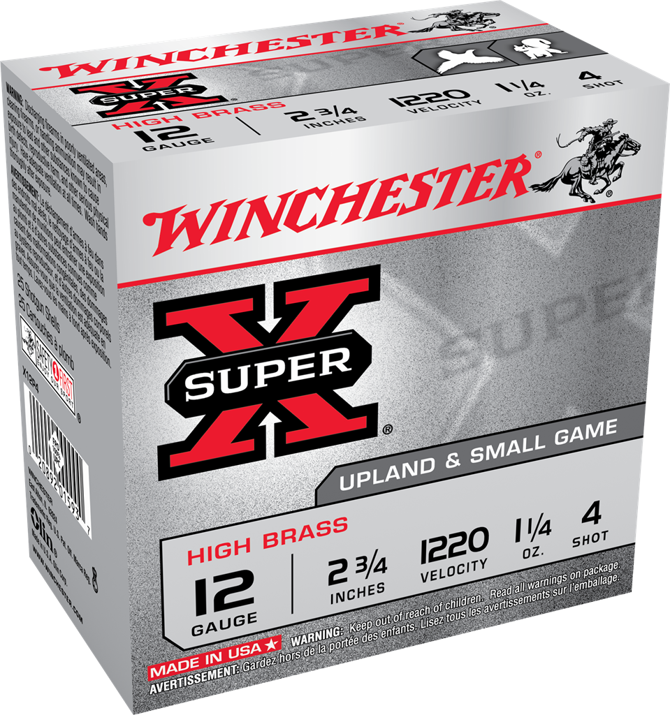 Winchester Super-X High Brass Game Load 12 Gauge 2-3/4