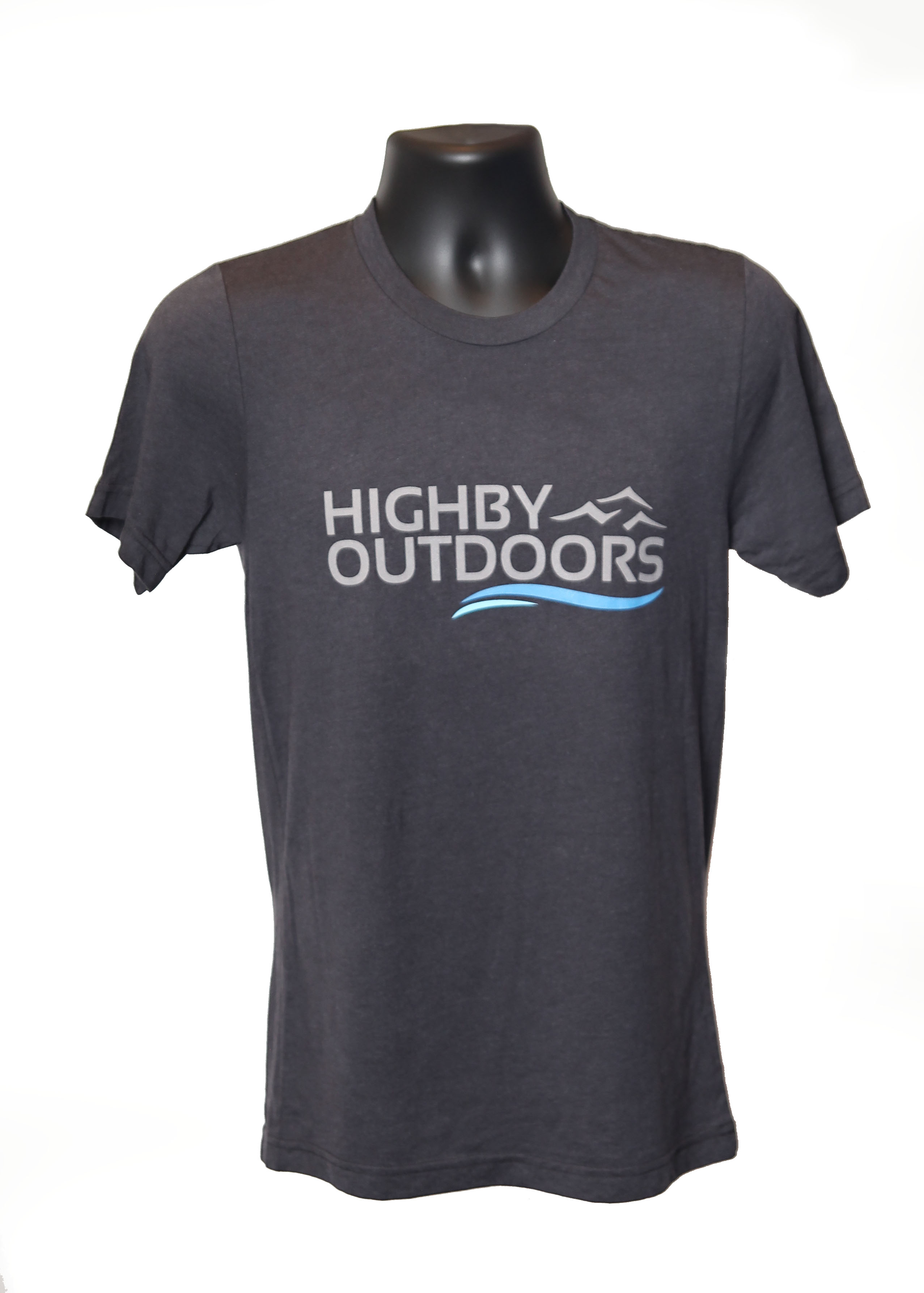 Highby Outdoors Logo T-Shirt - Small