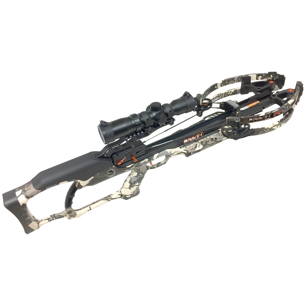 Ravin R10 Crossbow Package - Predator Camo