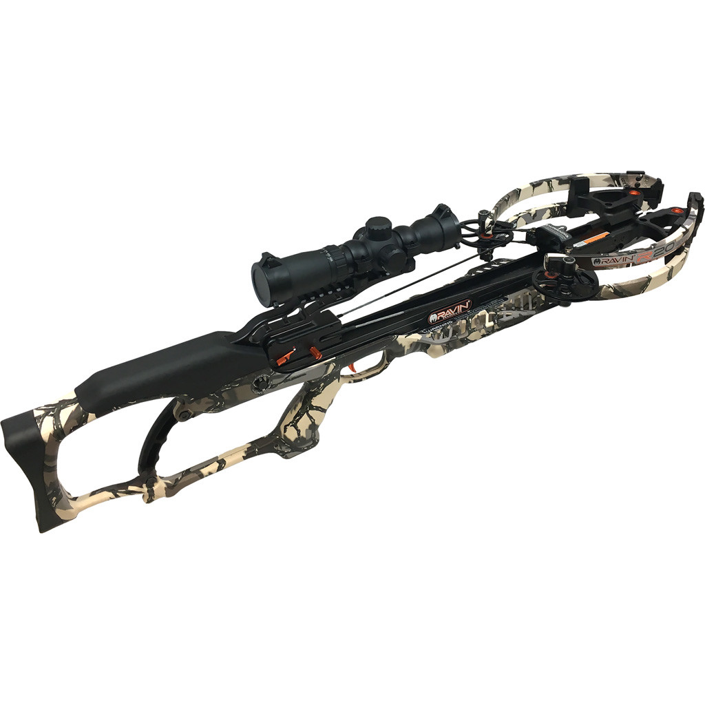 Ravin R20 Crossbow Package - Predator Camo