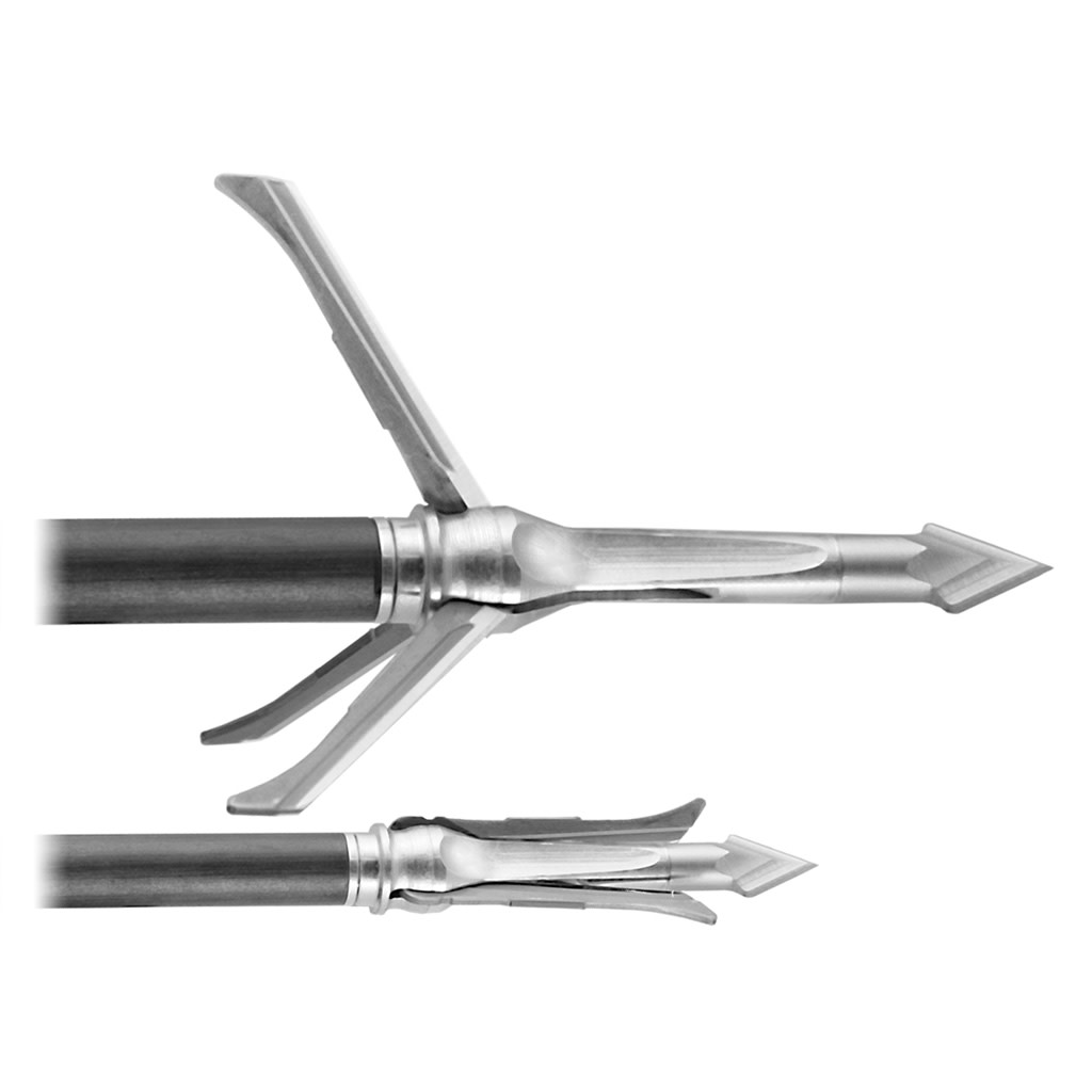 Grim Reaper Crossbow Razorcut Broadhead - 125gr. 1 1/2 in 3 Pack