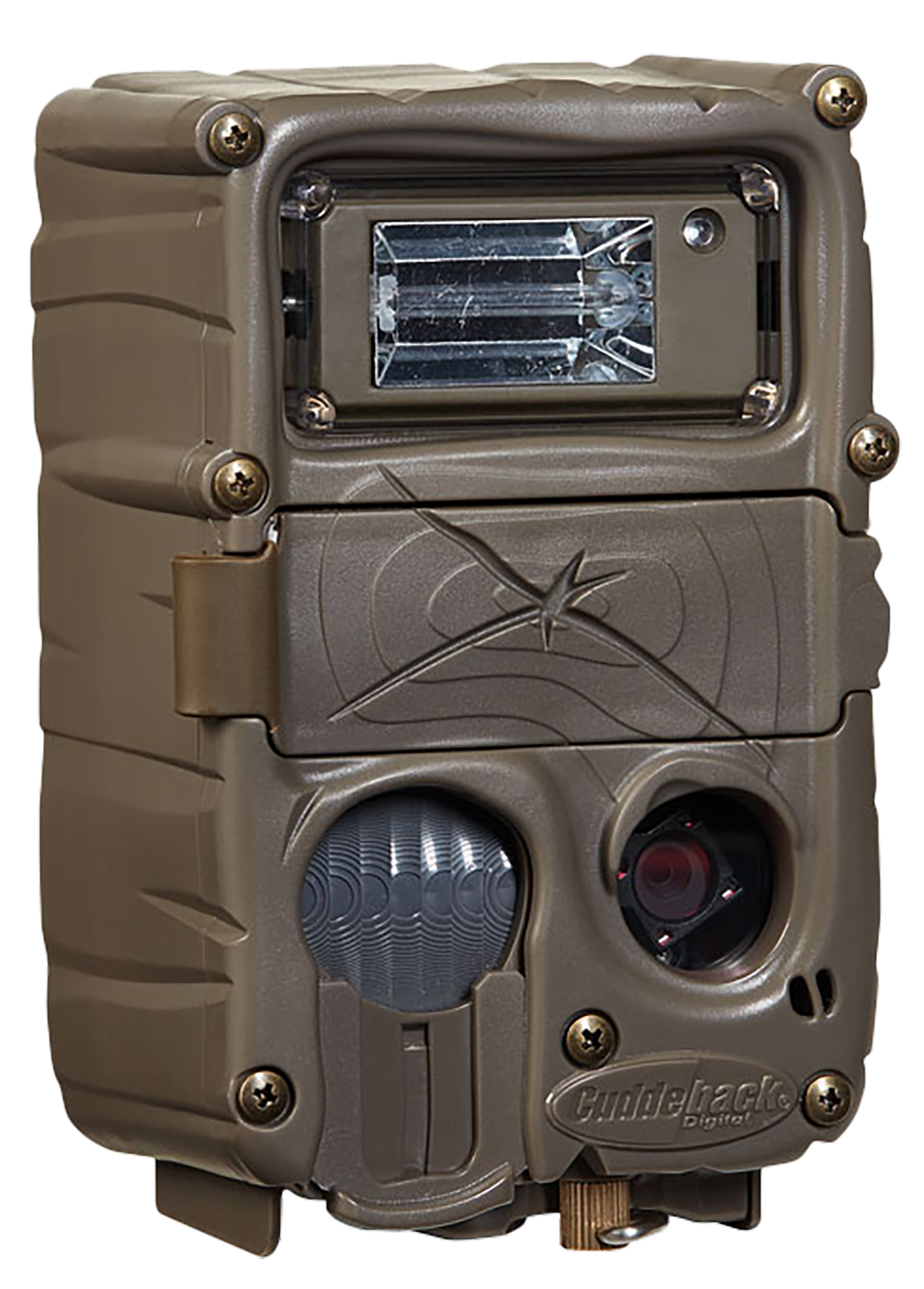 Cuddeback X-Change 20 MP Trail Cameras Color Strobe - Brown