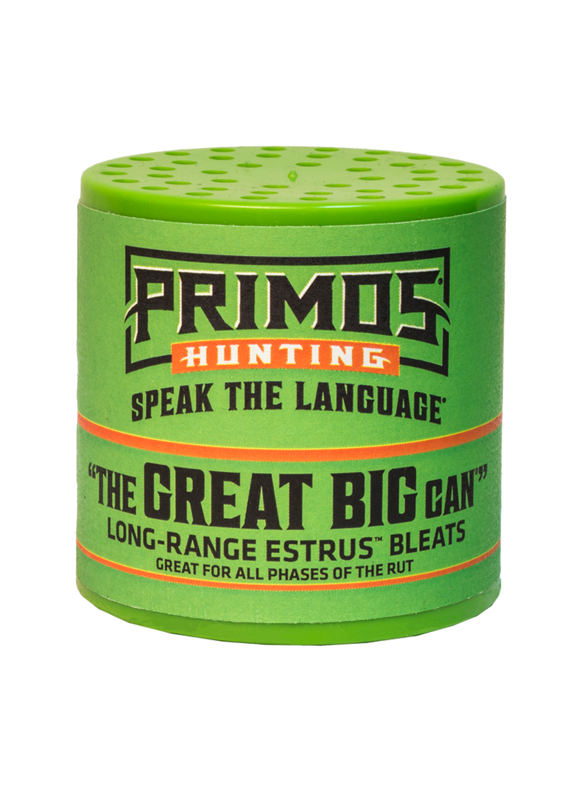 Primos The Great Big Can' Deer Call