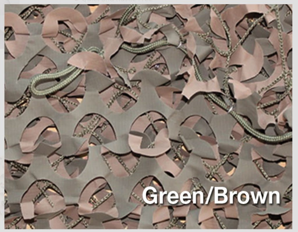 Camo Unlimited CamoSystems Camouflage Netting 9' 10