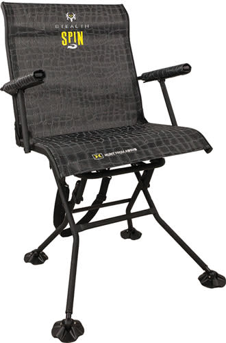 Hawk Stealth Spin-360 Blind Chair