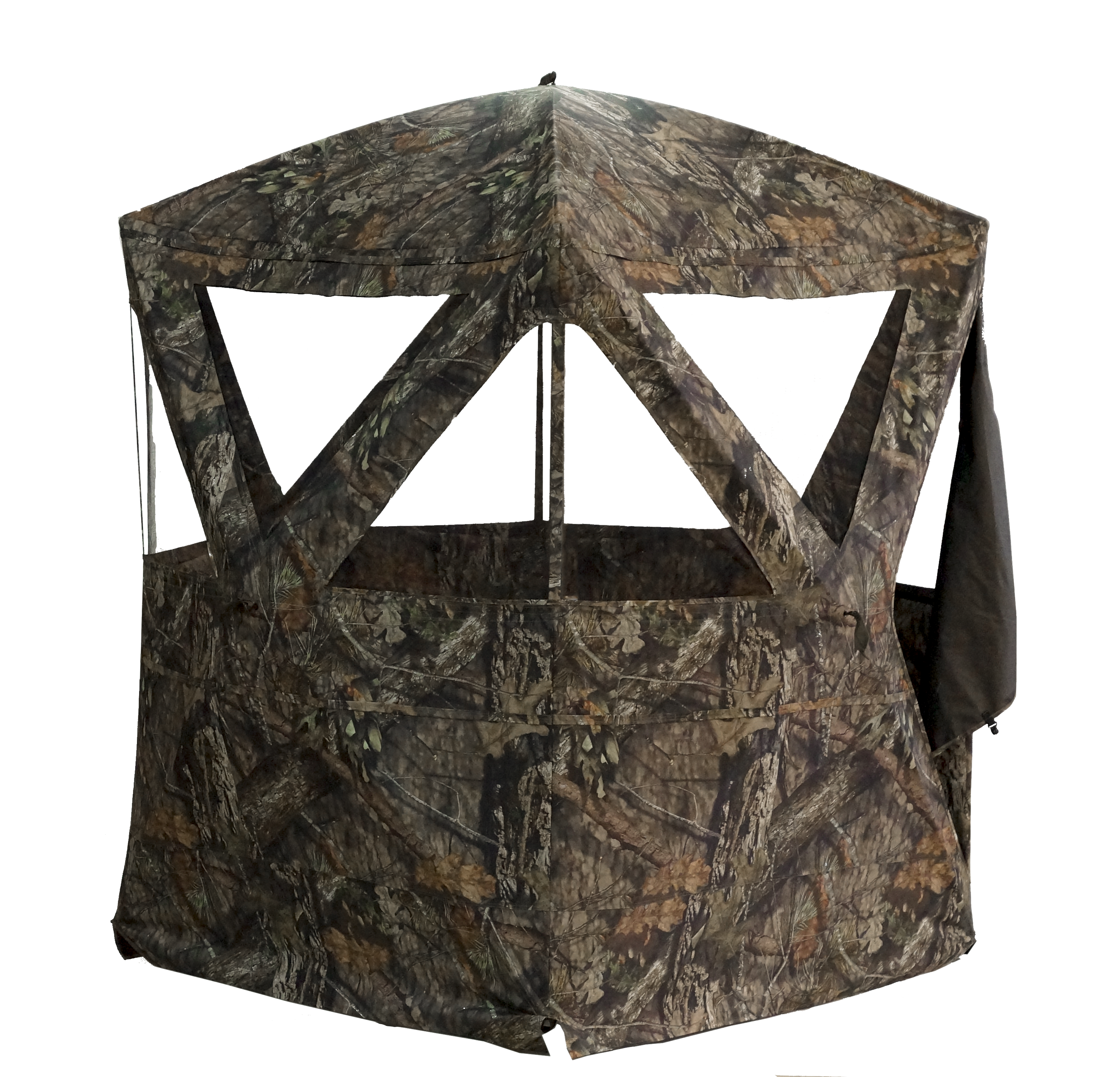 Rhino 300 Hub Style Ground Blind - Mossy Oak Break Up Country