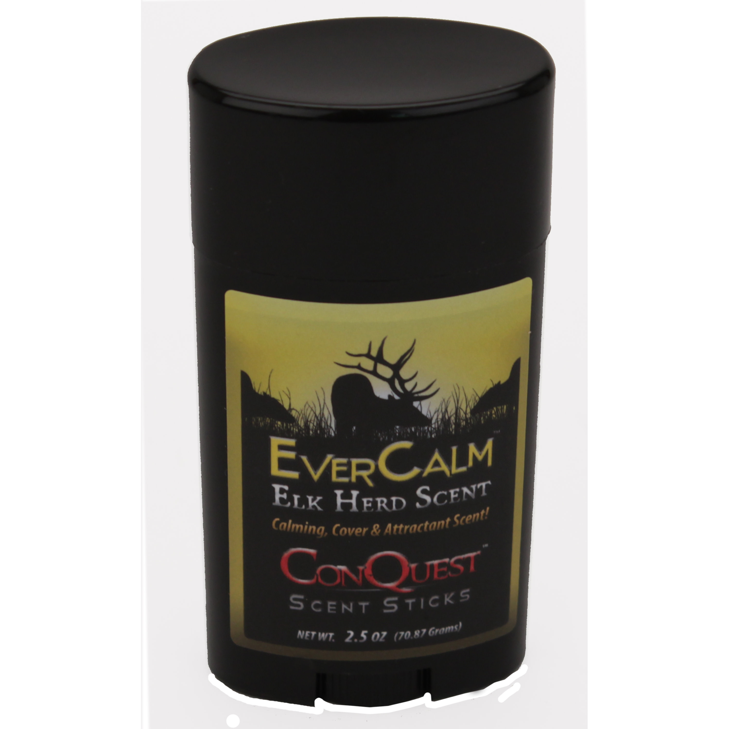 Conquest Scents Ever Calm Elk Herd Scent Stick 2.5 oz