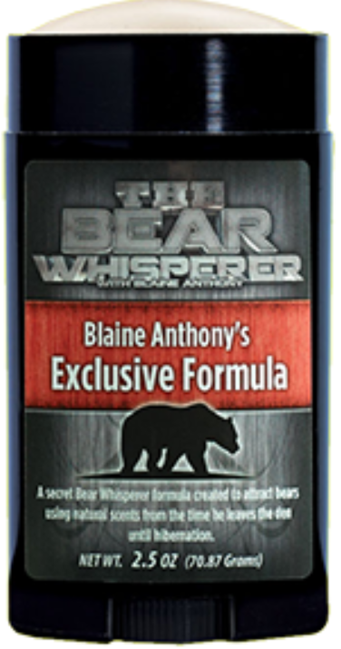 Conquest Scents Blaine Anthony's Bear Whisperer Scent Stick 2.5 oz