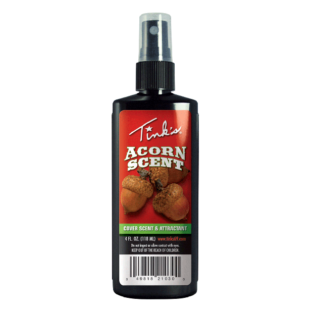 Tink's Acorn Cover Scent & Attractant 4 oz Bottle
