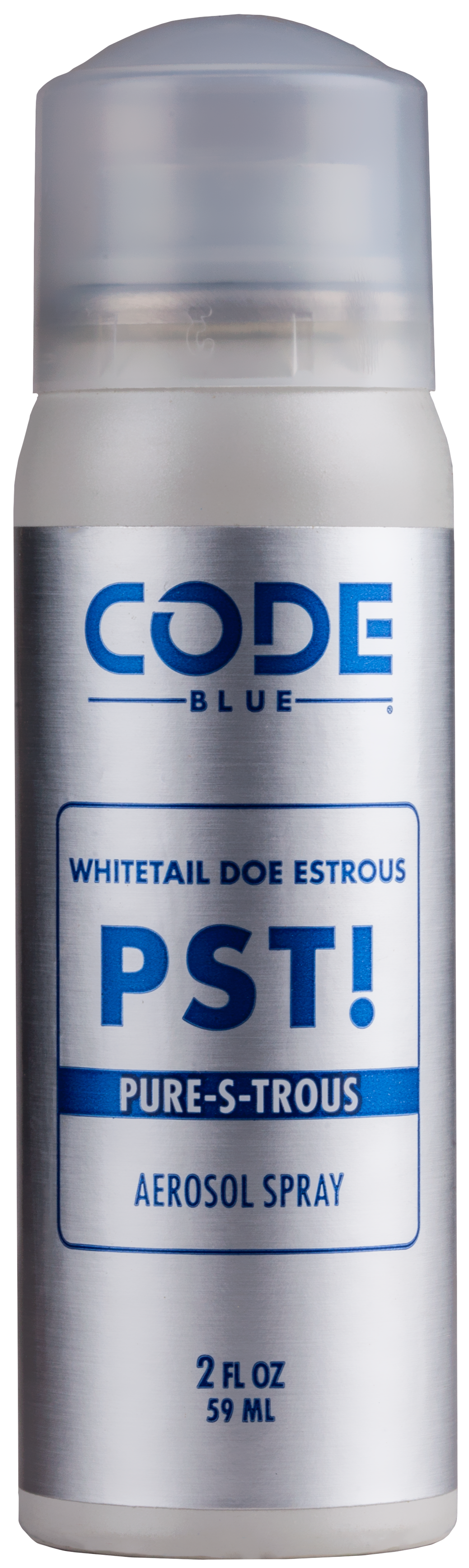 Code Blue Whitetail Deer Scent 2 oz Aerosol Spray