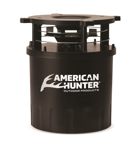 American Hunter R-Pro Feeder Kit with Digital Clock