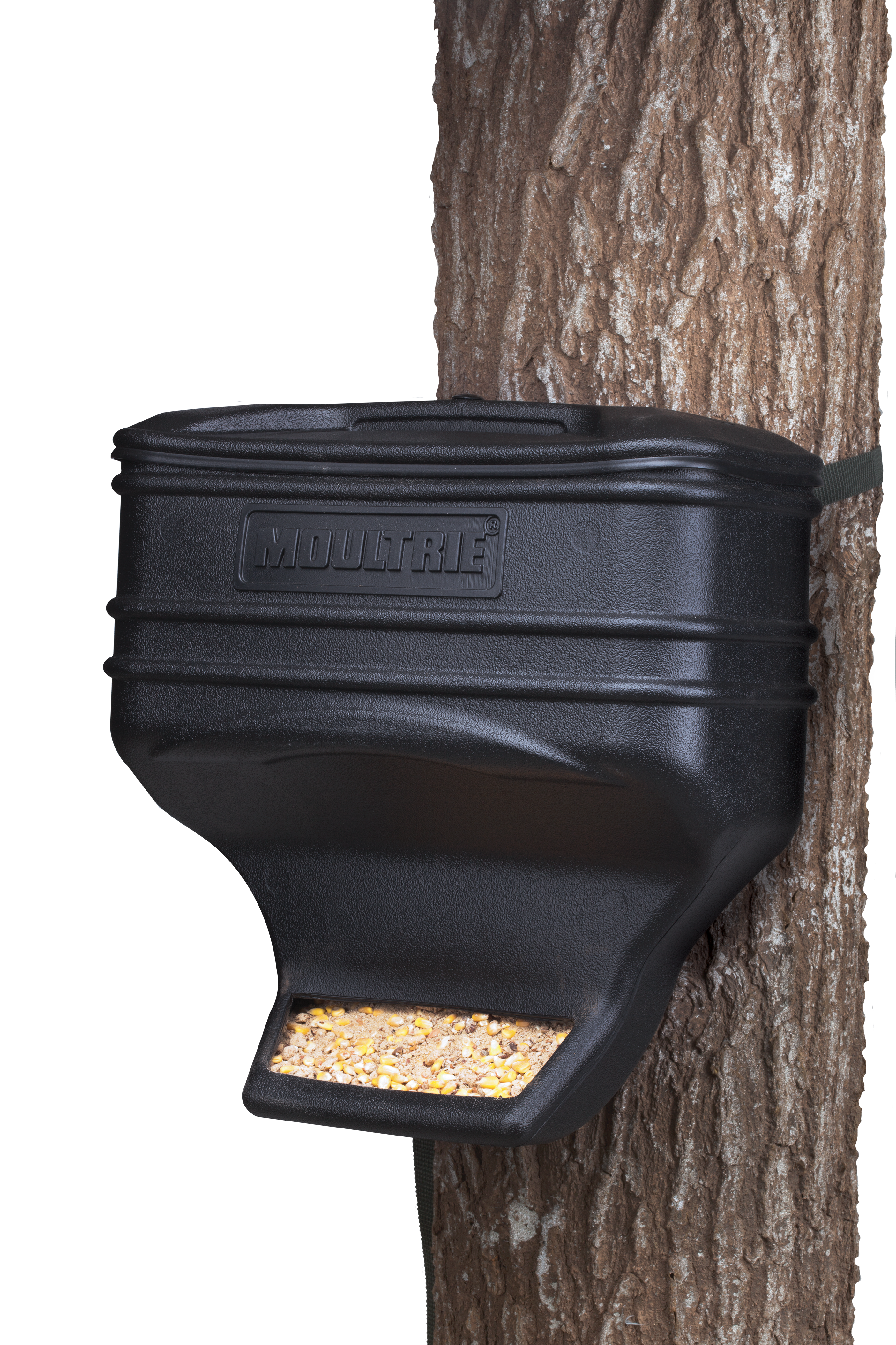 Moultrie Gravity Feed Station Feeder 40 lb Capacity