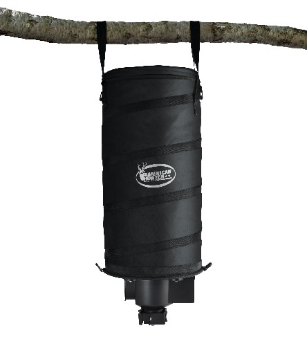 American Hunter Collapsible Hanging Feeder 50 lbs