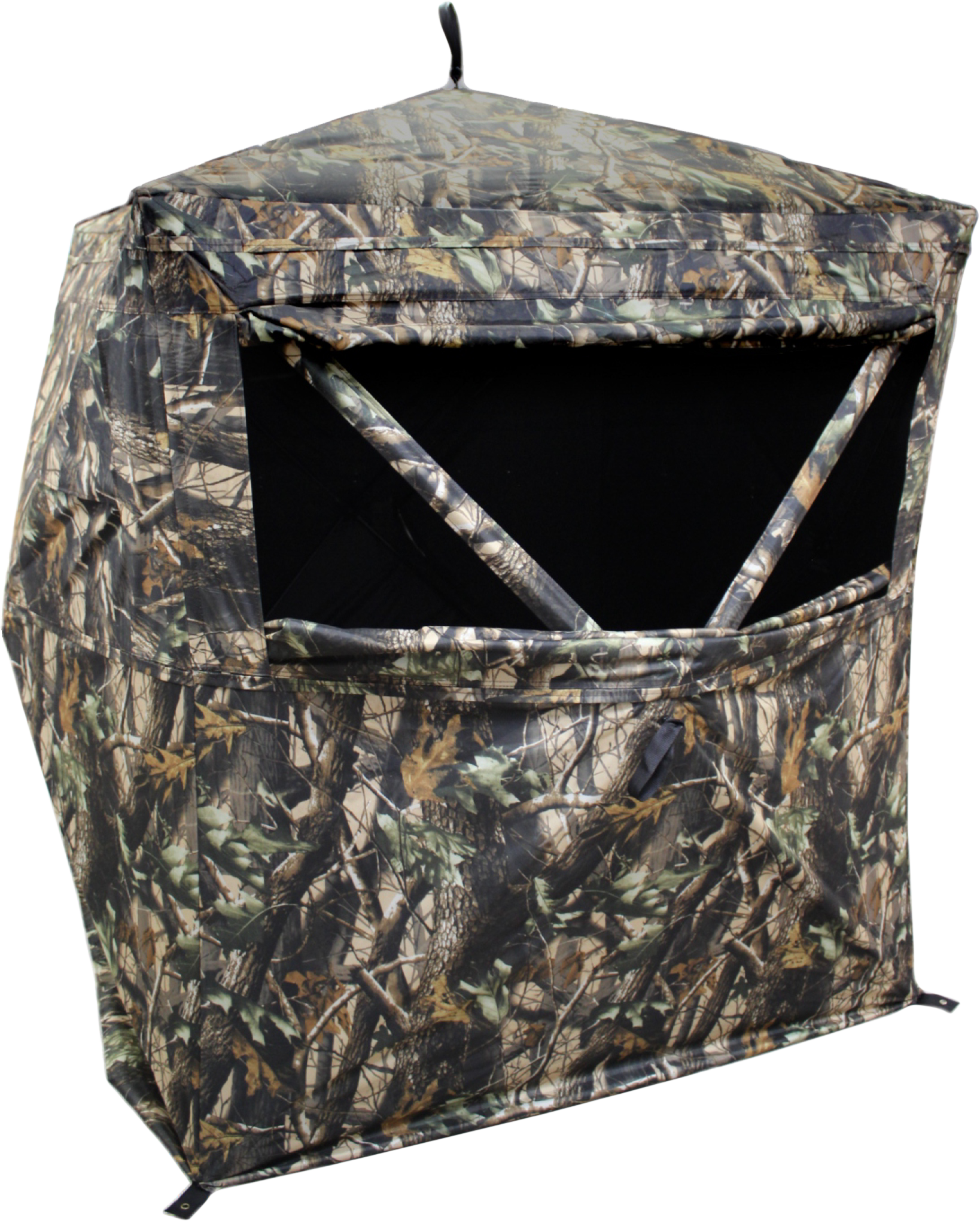 HME Executioner 2-Person Ground Blind - Camo
