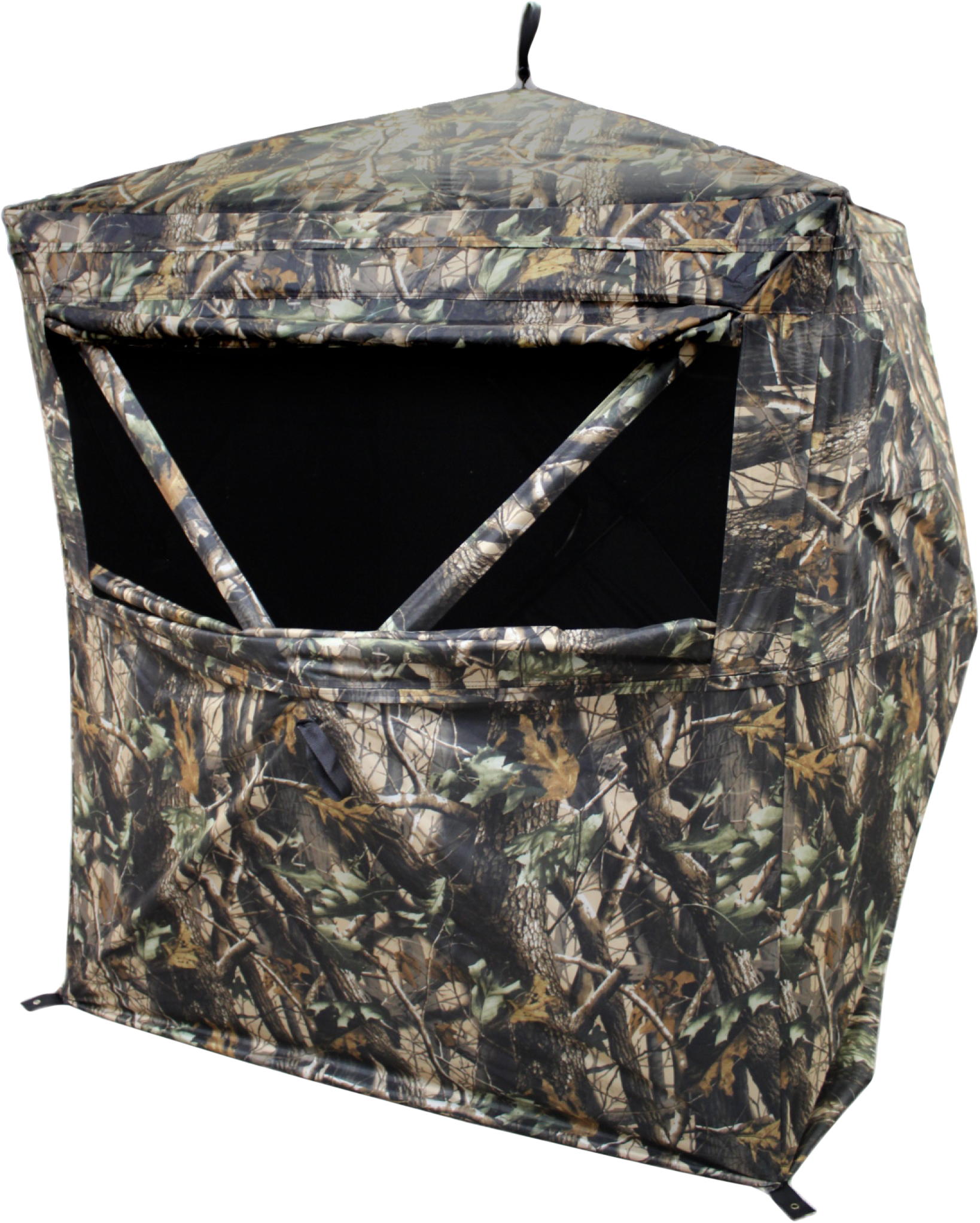 HME Executioner 3-Person Ground Blind - Camo