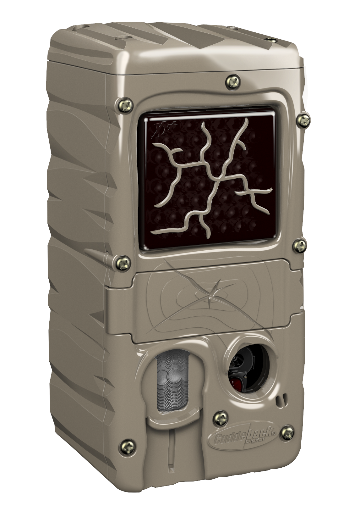 Cuddeback Dual Flash 20 MP Game Camera - Brown