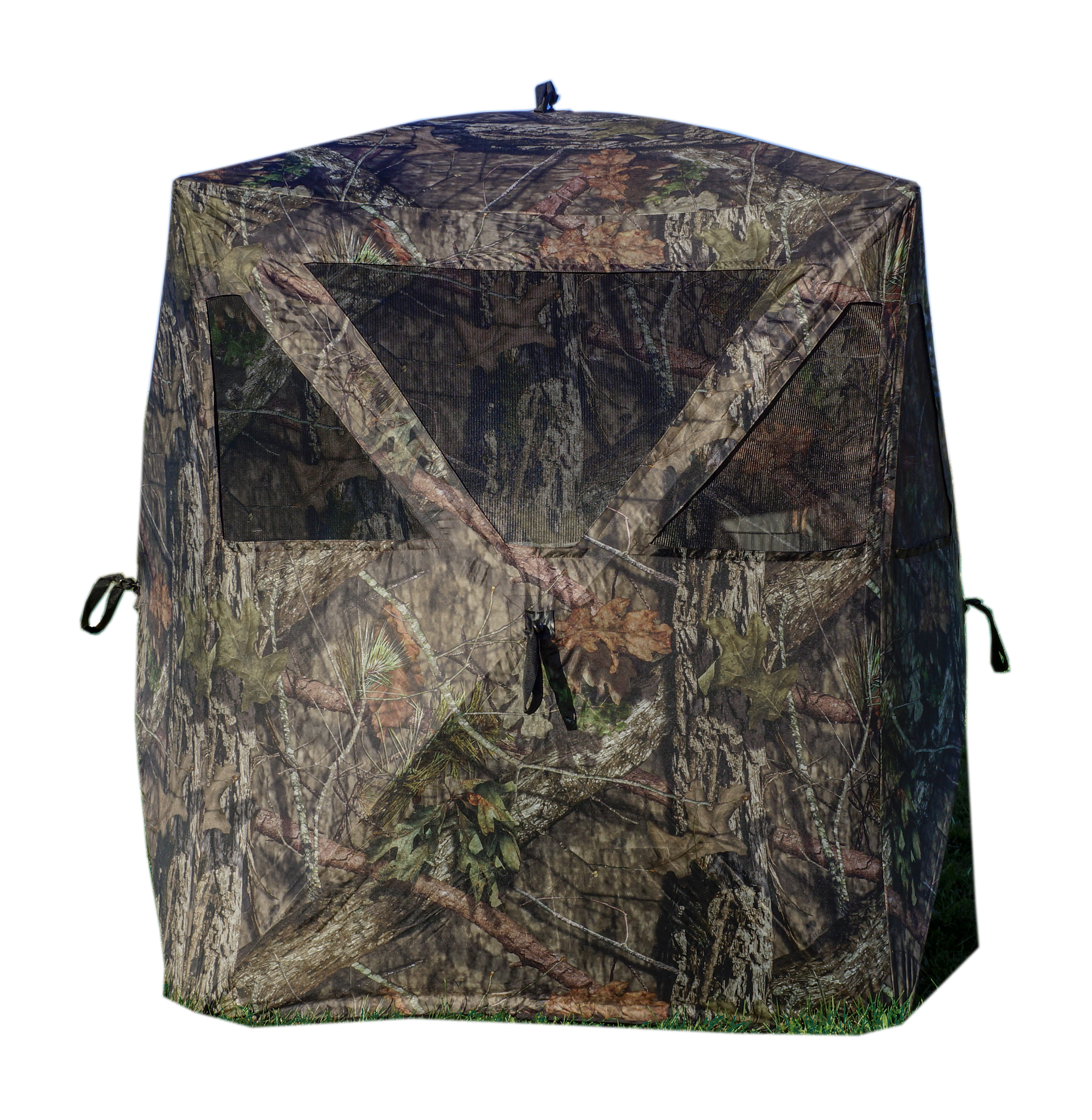 Rhino 100 Hub Style Ground Blind - Mossy Oak Break Up Country
