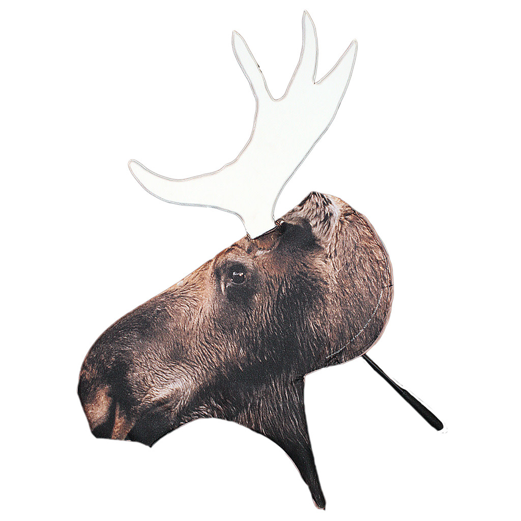 Heads Up Moose Decoy