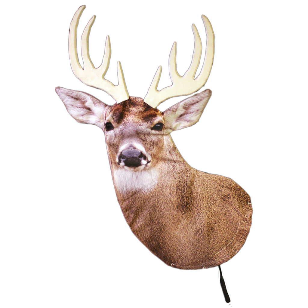 Heads Up Whitetail Buck Decoy